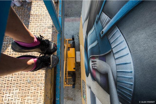 «Перекрестки миров» - фотовыставка Алекса Перрэ