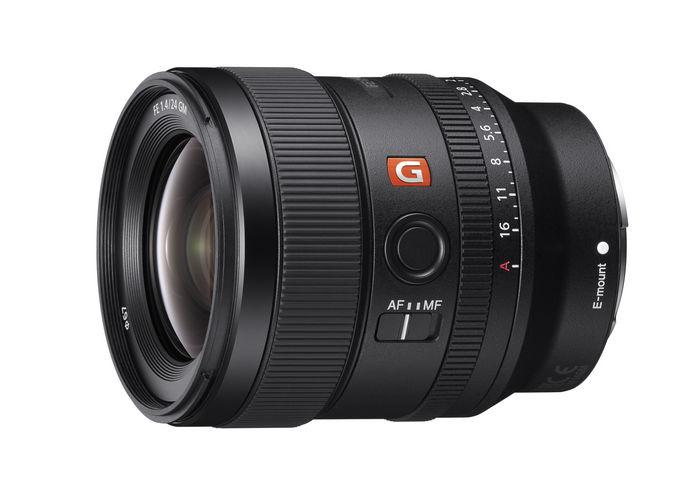 Объявлена стоимость полнокадрового объектива Sony SEL24F14GM в России