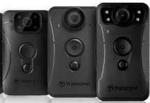 Transcend DrivePro Body all