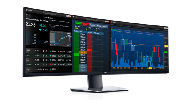 Dell UltraSharp 49 Curved Monitor (U4919DW)