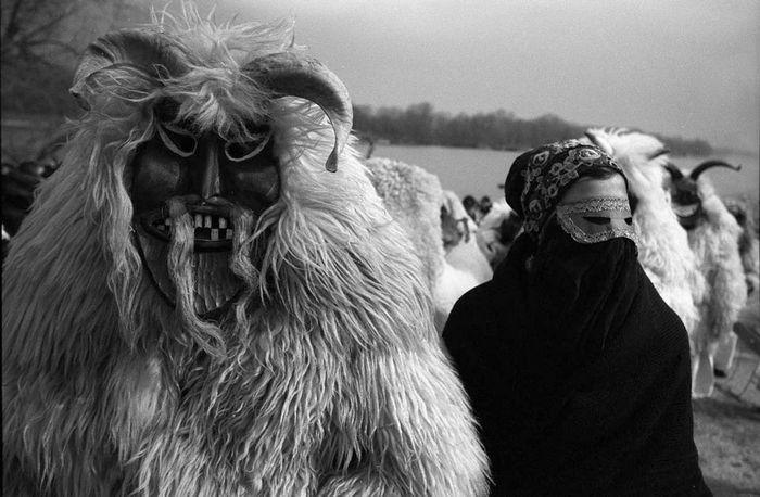 «Зимние сказки» - фотовыставка Андраша Фекете