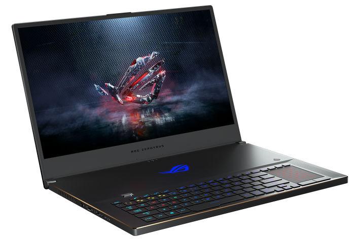 ASUS Zephyrus S GX701 - игровой ноутбук с графикой NVIDIA GeForce RTX 20-й серии