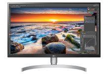 UHD монитор 4K LG 27UK850