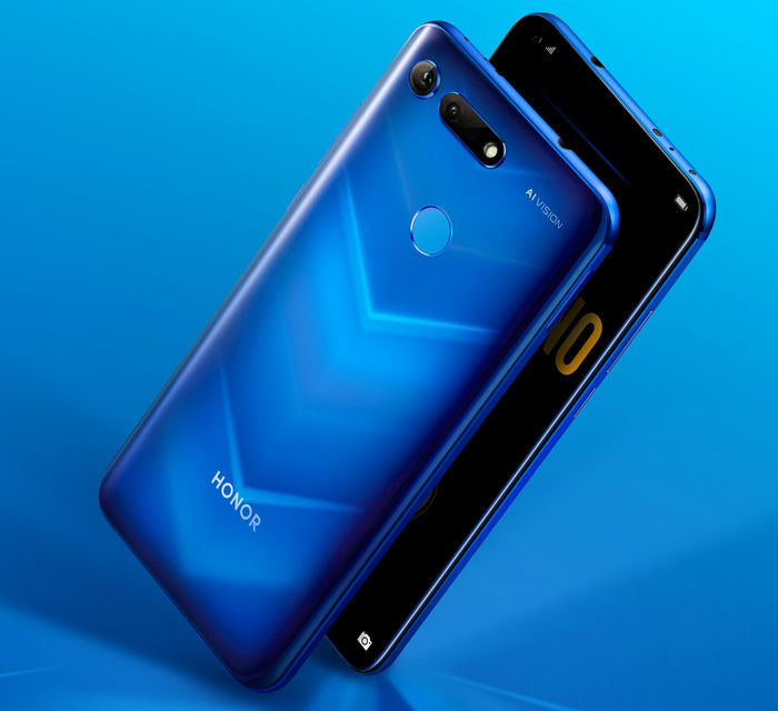 HONOR View 20 камера