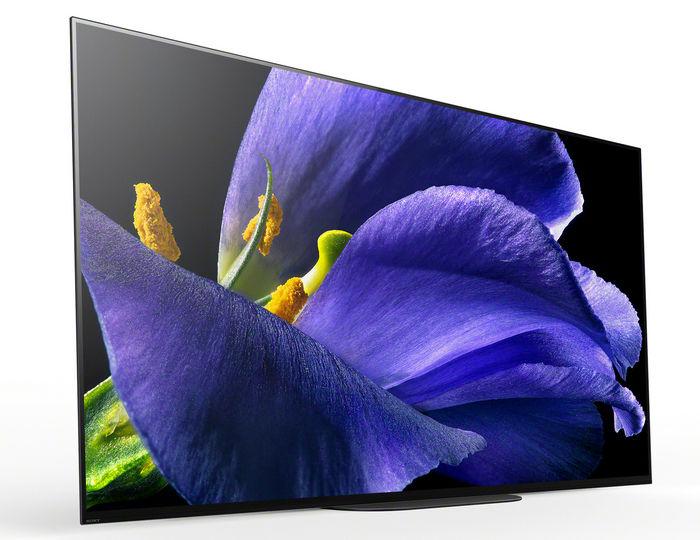 OLED-телевизоры Sony серии AG9