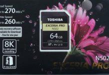 Toshiba EXCERIA™ PROM502 64 ГБ мин