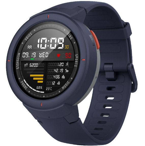 Смарт-часы AMAZFIT Verge - много функций и акцент на спорте