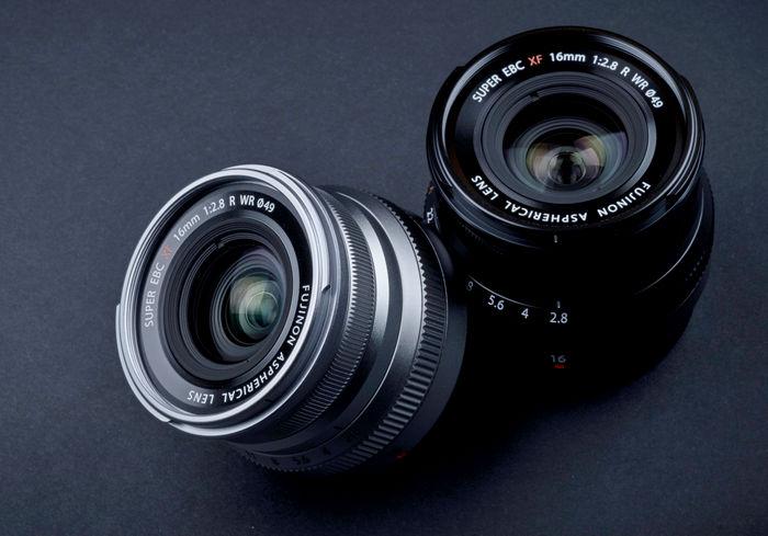 FUJINON XF16mmF2.8 R WR