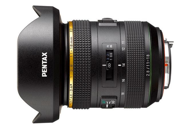 HD PENTAX-DA★11-18mm F2.8ED DC AW