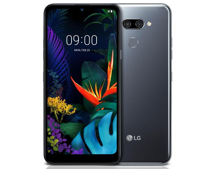LG Q60, LG K50 и LG K40 - три практичные новинки на MWC 2019