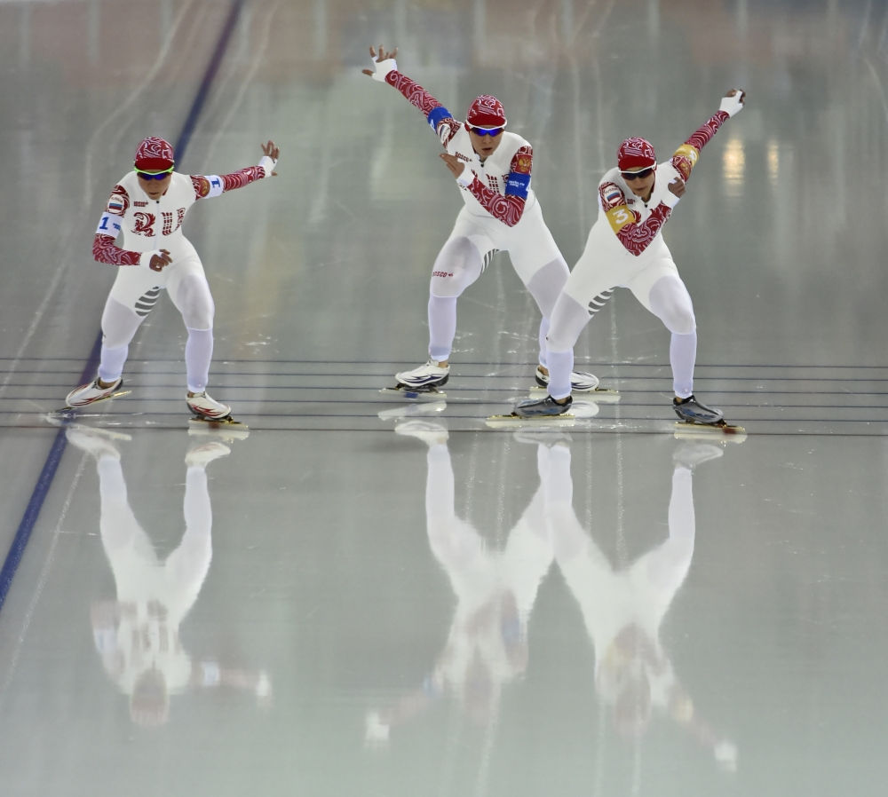 Мороз и солнце: советы по зимней спортивной съёмке от Роберта Максимова