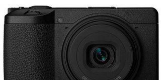 Компактная камера Ricoh GRIII