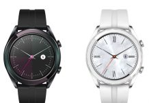 HUAWEI WATCH GT: Active Edition и Elegant Edition