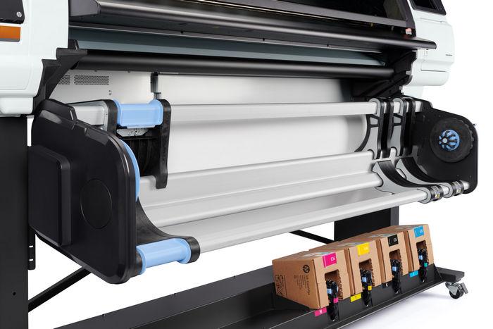 HP Stitch - новая линейка принтеров для цифровой печати на ткани