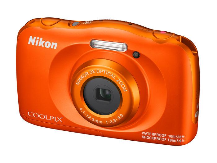 Nikon COOLPIX W150 - компактная камера для активного отдыха