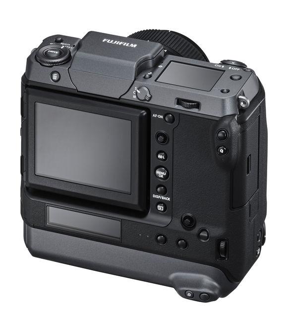 FUJIFILM представила камеру FUJIFILM GFX100 с разрешением 102 мегапикселя