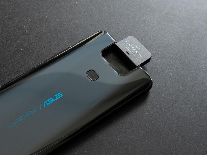 ASUS ZenFone 6 камеры