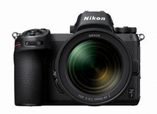 Nikon Z7 с NIKKOR Z 24-70mm 1:4 S