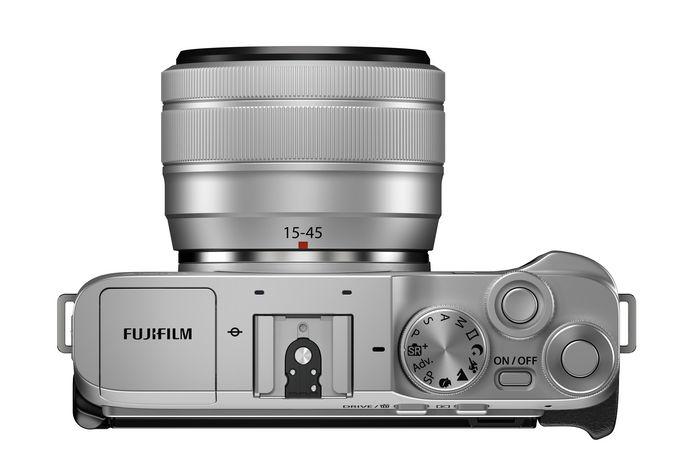FUJIFILM X-A7 - новая камера начального уровня в серии Х