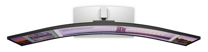 HP представила ноутбук HP Elite Dragonfly и новые изогнутые мониторы