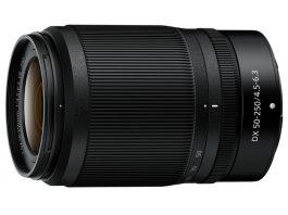 NIKKORZDX 50-250mm f/4.5-6.3 VR