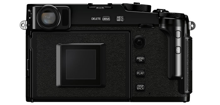 Представлена фотокамера FUJIFILM X-Pro3