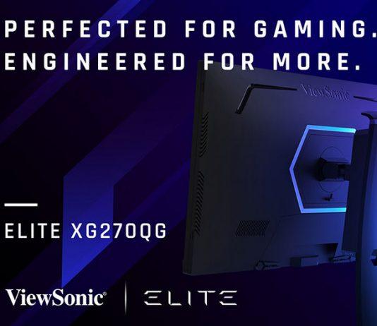 Игровой монитор ELITE XG270QG