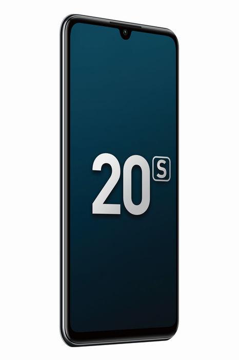 Смартфон HONOR 20S с ночным режимом для фронтальной камеры