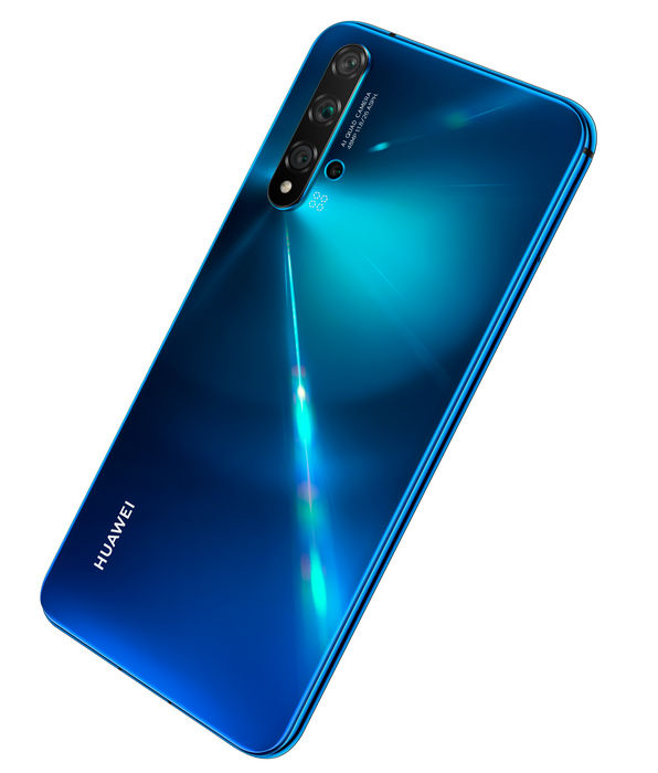 HUAWEI nova 5T Yale Blue