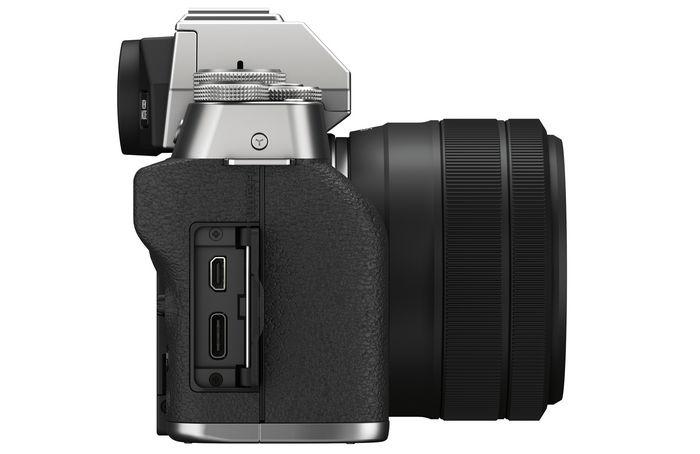 FUJIFILM X-T200 - легче, быстрее, с 4К и Full HD 120p