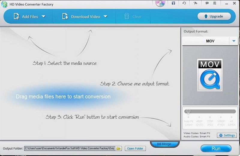 Free HD Converter Faactory