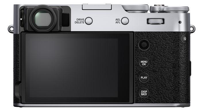 Фотокамера FUJIFILM X100V получила поворотный ЖК-дисплей