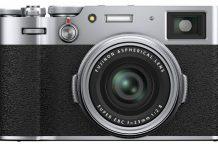 фотокамера премиум-класса FUJIFILM X100V
