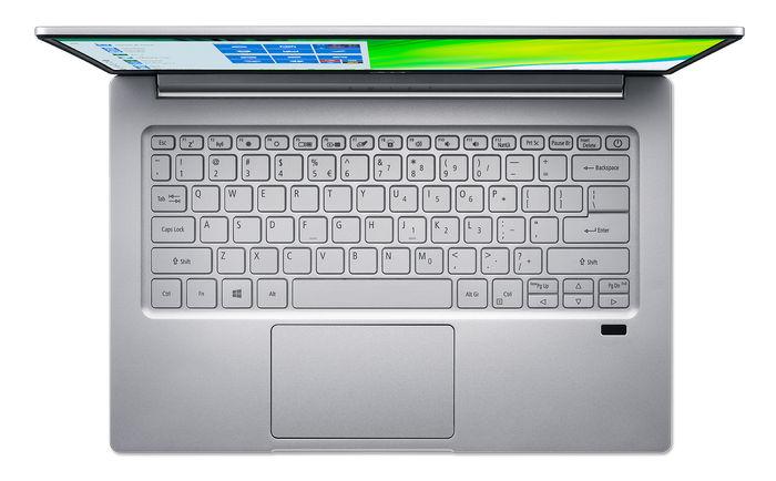 Ноутбук Acer Swift 3 (SF314-42)  клавиатура