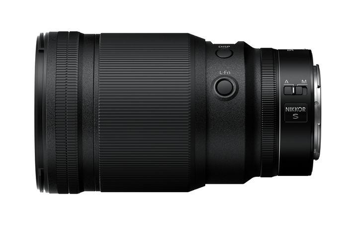 Объектив NIKKOR Z. NIKKOR Z 50mm f/1.2 S