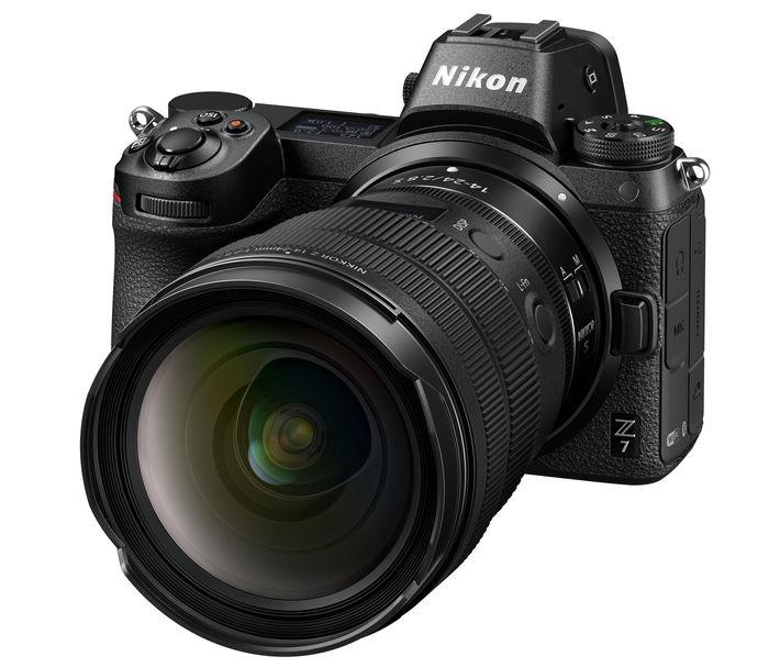 объектив NIKKOR Z 14-24mm f/2.8 S