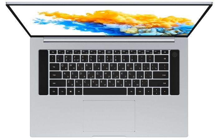 ноутбук HONOR MagicBook Pro - клавиатура