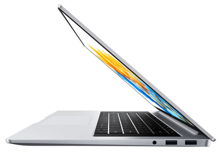 ноутбук HONOR MagicBook Pro - сбоку