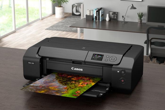 фотопринтер Canon PIXMA PRO‑200