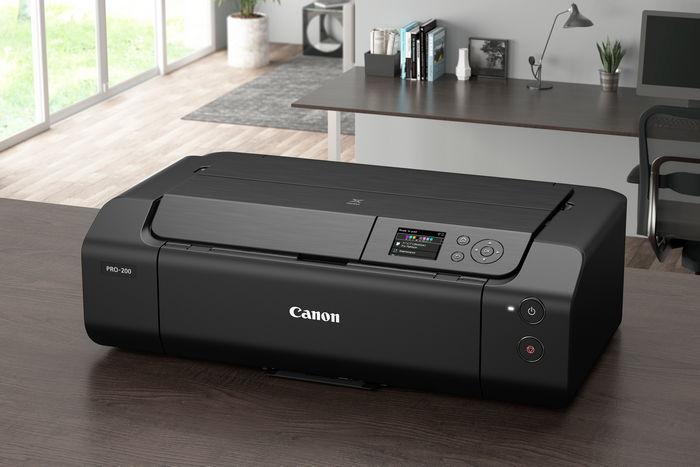 фотопринтер Canon PIXMA PRO‑200 формата A3+