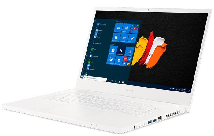 14-дюймовый Acer ConceptD 314 - разъемы