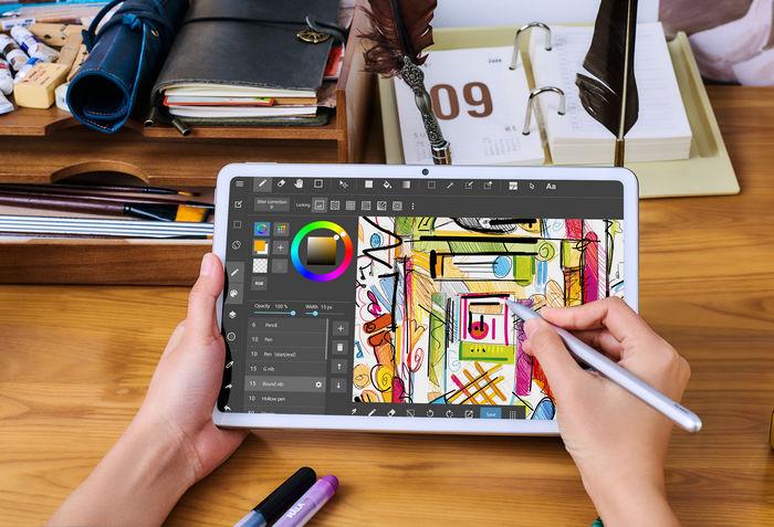 обновленный планшет HUAWEI MatePad