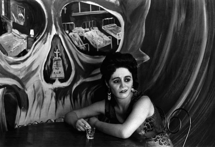 Graciela Iturbide, Mexico City, 1969.