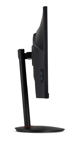 Acer Nitro XV272UX разъемы