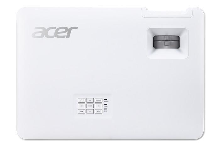 Проектор Acer PD1330W - вид сверху