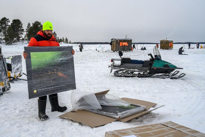 Фотовыставка «Пока не растаял лёд»