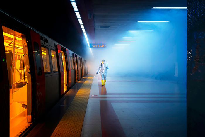 Copyright: © F.Dilek Uyar, Turkey, Category Winner, Open, Street Photography, 2021 Sony World Photography Awards