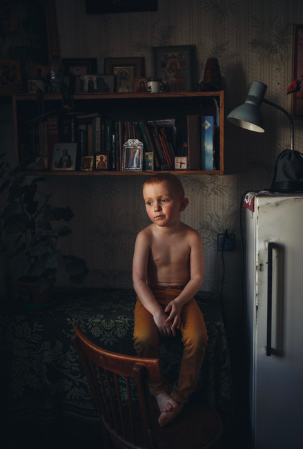Copyright: © Lyudmila Sabanina, Russian Federation, Category Winner, Open, Portraiture, 2021 Sony World Photography Awards