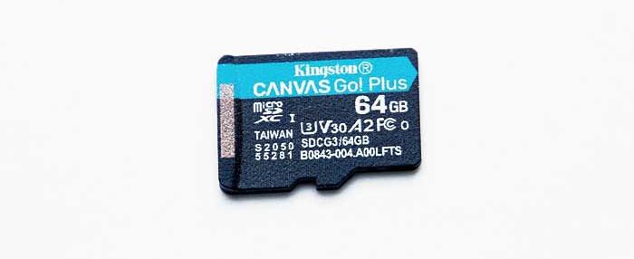Kingston SDCG3/64GB