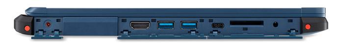 Acer ENDURO Urban N3 - порты